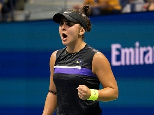 'It's going to be fun': Andreescu relishes US Open date with Serena