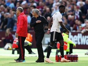 Mourinho\'s despair deepens after Hammer blow