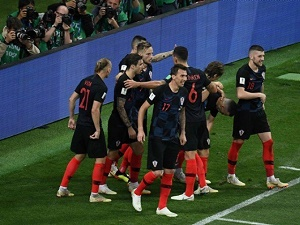 Croatia beat England to reach World Cup Final