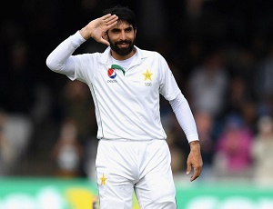 Misbahul Haq announces retirement from international cricket