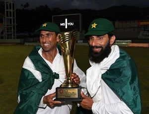 Misbah and Younus — the men who taught us about ourselves