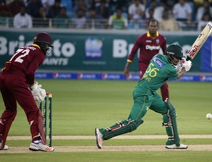 Talat, Malik lead Pakistan to big win over West Indies