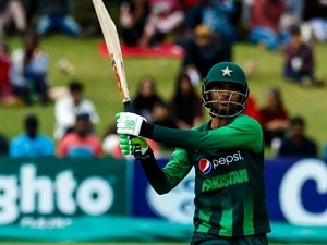 High-flying Fakhar Zaman breaks into top 20 for first time