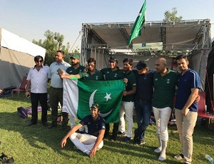 Pakistan beat Iran in World Polo Championship qualifier