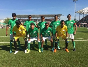 Pakistan book their place in Street Child World Cup semi-final