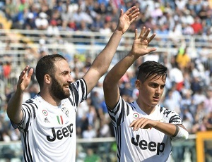 Juventus almost out of sight in Scudetto race
