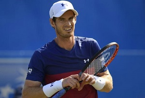 Andy Murray to play in Dutch grass-court tournament in June