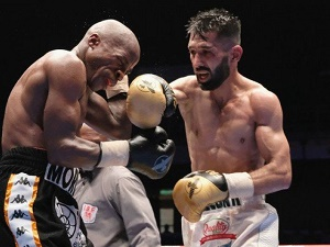 Pakistani boxer Waseem dedicates recent win to 'Kashmiri brethren'