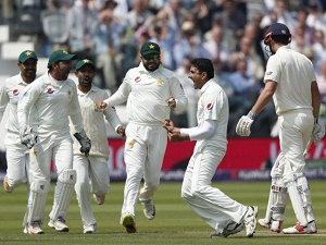 Sarfraz 'proud' of charges after thrashing England