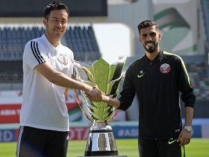 Qatar plot Japan ambush in Asian Cup final