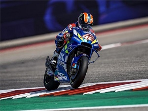 Rins wins Grand Prix of the Americas