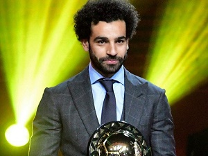 Salah retains African Player of the Year award
