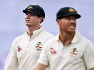 Warner, Bancroft to return to competitive cricket