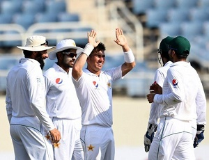 Pakistan rout West Indies in first Test