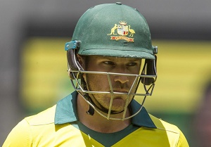 Finch warns faltering batsmen of shake-up for India ODIs