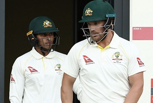 Khawaja, Finch give conditional consent on playing in Pakistan