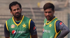 Amir, Riaz, Asif included in Pakistan squad for 2019 World Cup