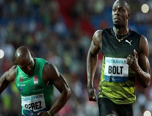 Golden Spike: Usain Bolt not sub-10, Mo Farah wins & Wayde van Niekerk sets record