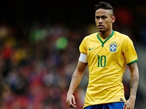 Neymar: From football at the beach to the prestigious Brazil squad