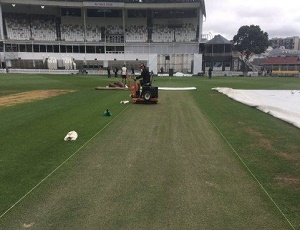 South Africa delighted with green Basin Reserve pitch