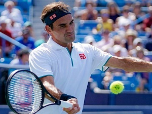 Federer optimistic despite Cincy setback
