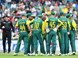 Australia tour crucial ahead of World Cup, says South Africa coach