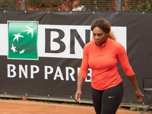 Svitolina, Zverev ousted as Serena withdraws from Italian Open