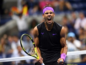 Nadal 'in good shape' after scrappy US Open win