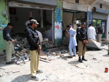 Ten killed in attack on election offices, candidates