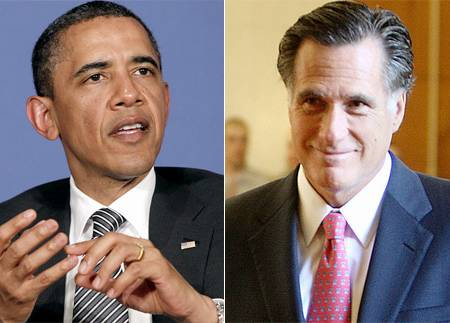 \'Romney, Obama locked in dead heat ahead of polls\'