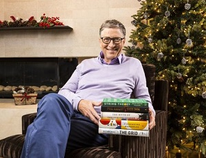 Bill Gates: The 5 must-reads this year