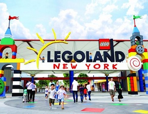 Legoland New York to be the next Lego park assembled.