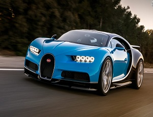 Bugatti Chiron: Meet the next 'world's fastest supercar'