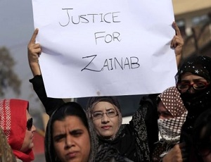 #JusticeForZainab: Anger and anguish over child's murder.