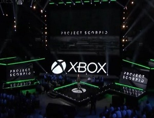 Microsoft unveils Xbox One S and teases Project Scorpio