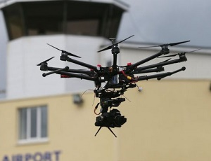 Passenger jet approaching Heathrow in drone 'near-miss'