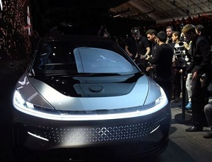 Faraday Future's cash flow woe
