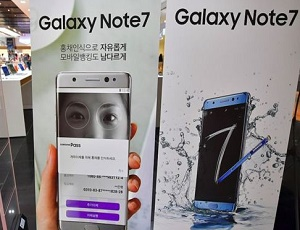 Samsung confirms faulty batteries as cause of Note 7 fires