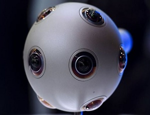 Nokia kills off Ozo high-end virtual reality cameras