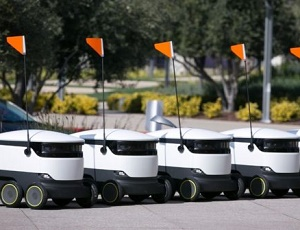 Robot company Starship Technologies plans 1,000 delivery bots
