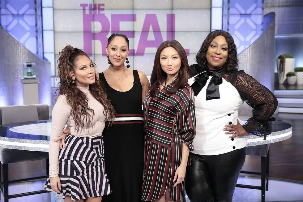 ON 'THE REAL': FIND A WAY TO LOVE YOURSELF + CAN YOU GUESS THE CO-HOSTS' PASSWORDS.