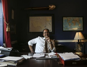 Endangered Texas Rep. Will Hurd charts an independent course
