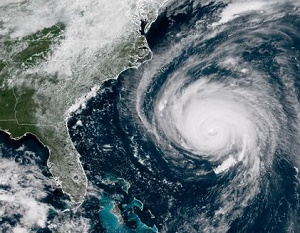 Hurricane Florence: Pentagon plans to fight back with Guard troops, rescue helicopters