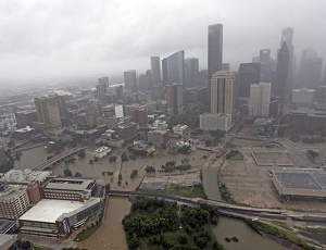 Harvey to be costliest natural disaster in U.S. history, estimated cost of $160 billion.