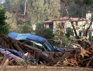 Southern California mudslides: At least 17 dead, 100 homes destroyed.