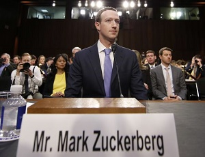 Zuckerberg: Federal regulation of Facebook 'inevitable'