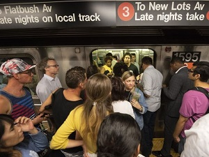 New York City today: Slow subways, slummy projects, soaring rents