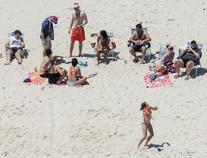 Christie: Taxpayers can't join him on beach because 'they're not governor'