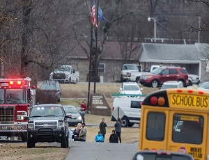 Kentucky High School Shooting Leaves 2 Dead and 17 Others Injured.