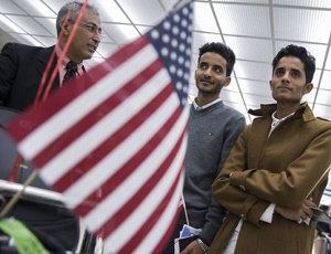 US justice department defends 'lawful' Trump travel ban